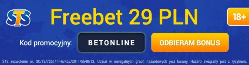 Freebet sts betonline bonus