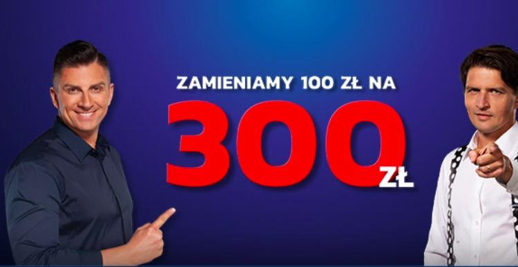 200% bonusu od pierwszego depozytu w eTOTO